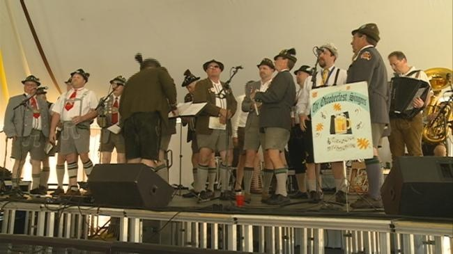 Oktoberfest 2016 begins with annual Lederhosen Luncheon