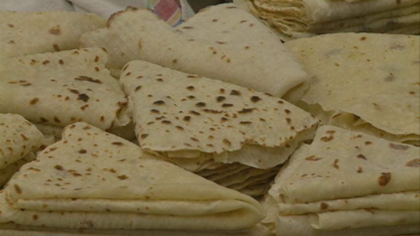 Making lefse to save local church