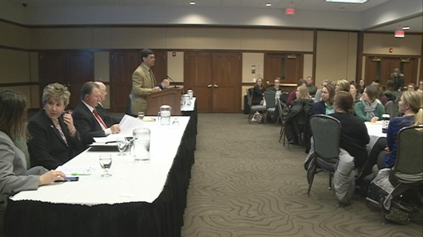 Legislators hear concerns, ideas about public health in La Crosse