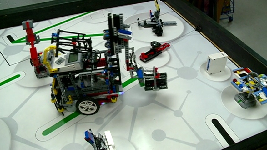 Lego team from La Crescent's Crucifixion School headed to state competition