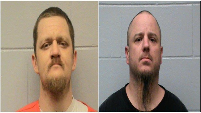 Two more arrested in meth investigation; police still searching for 3