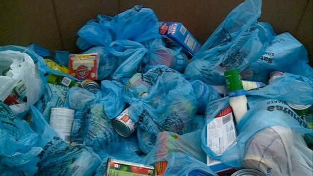 Letter Carriers Food Drive collects donations in La Crosse
