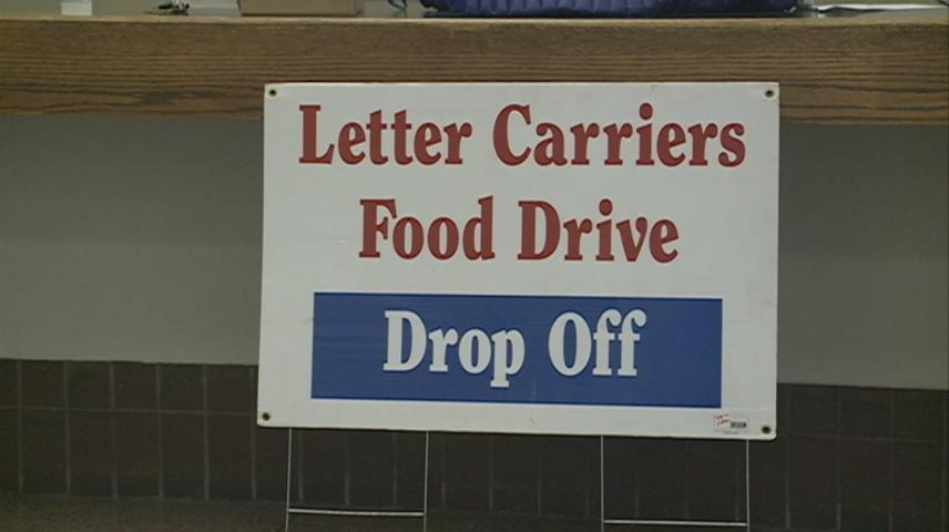 Stamp Out Hunger food drive Saturday benefiting area food pantries