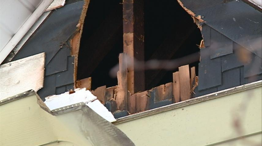 La Crosse Fire Department responds to home fire in the early hours of the New Year