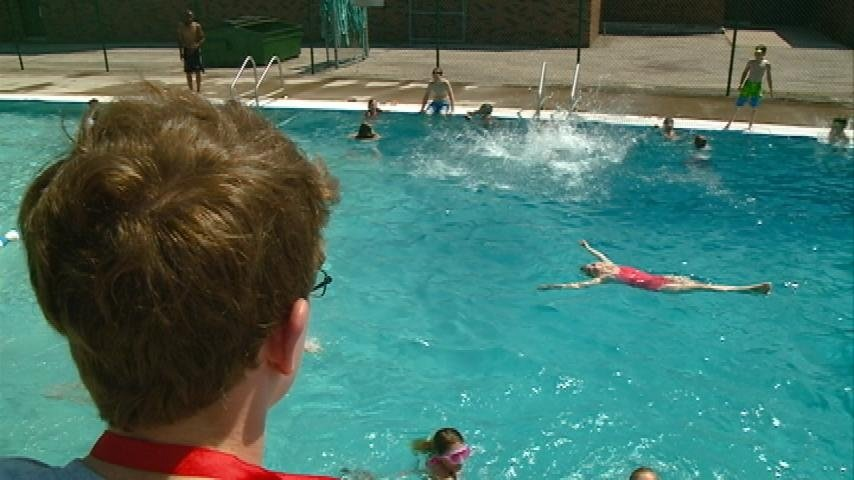 Lifeguards urge caution in pools this summer