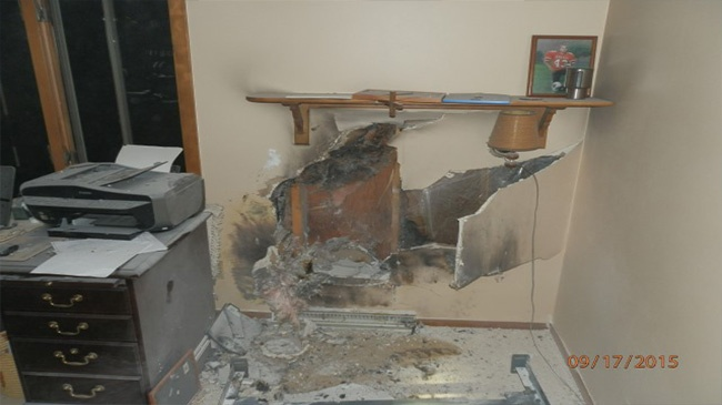 Lightning strike to Black River Falls home causes significant damage