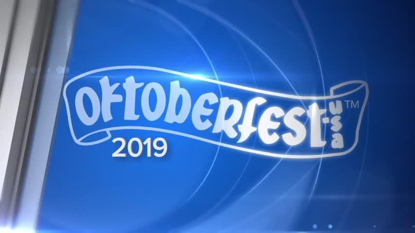 Oktoberfest Royalty tours the community