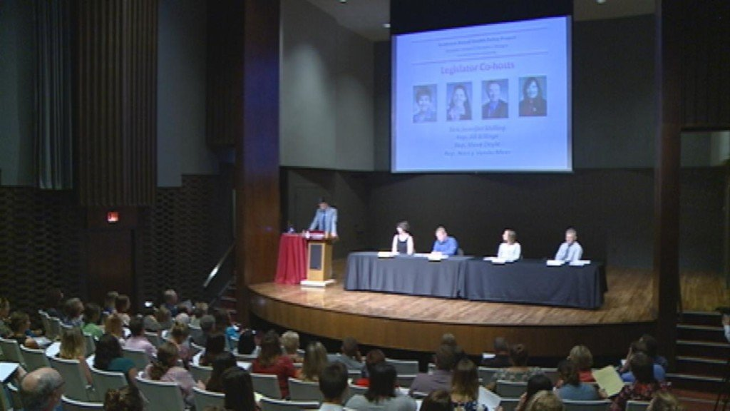 State policymakers learn how La Crosse addresses pressing health issues