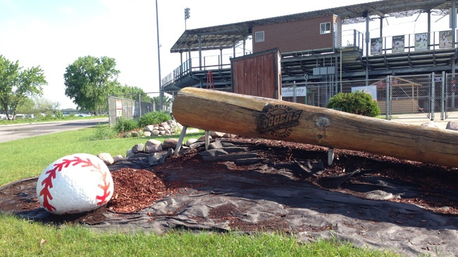 New features at 2015 La Crosse Loggers games