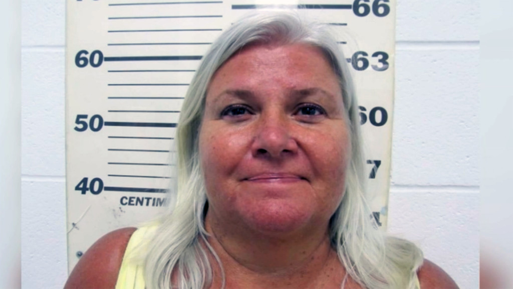 Grand jury indicts fugitive grandma in Florida slaying