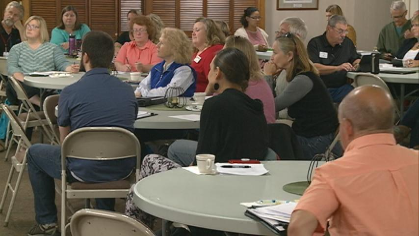 Local group meets with FEMA about flood recovery