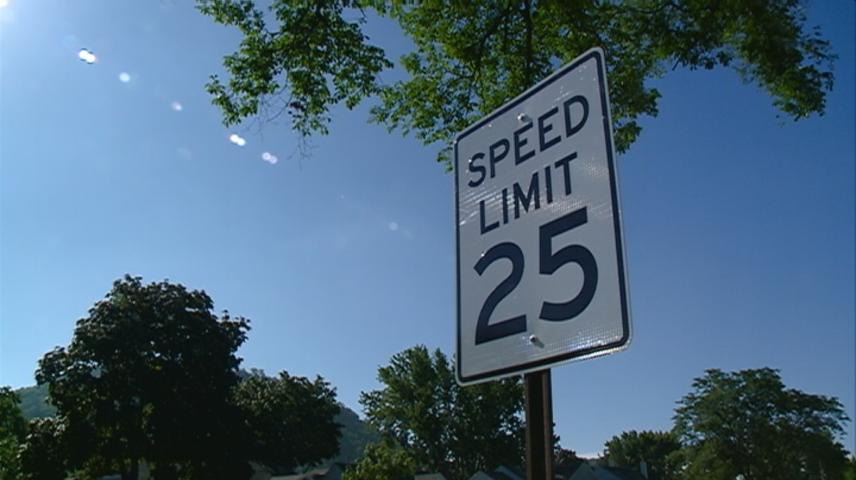 La Crosse's Losey Boulevard speed limit reduced to 25