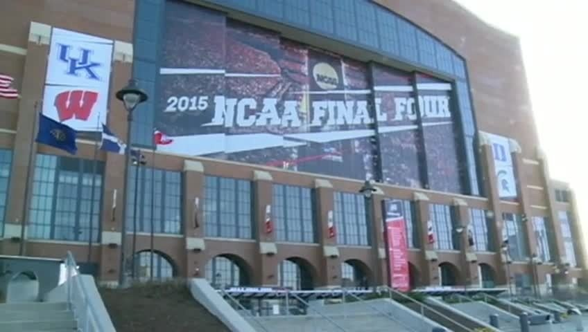 Indianapolis ready to welcome Badgers fans