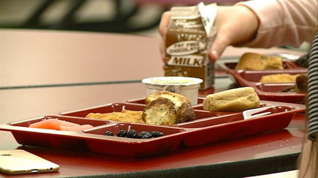 More changes could be coming to school lunches