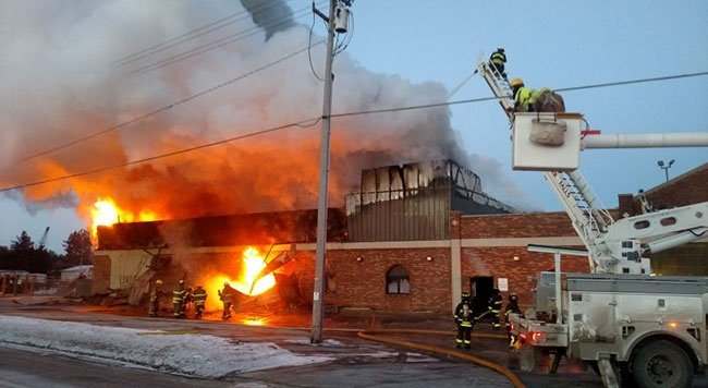 Cause of Lunda Construction fire released
