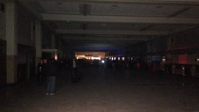 Power outage reported at Dane County Regional Airport