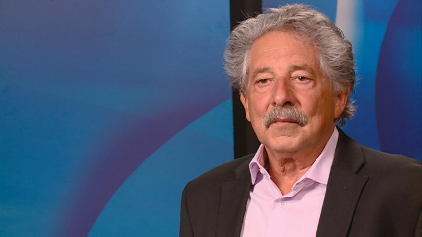 Governor hopeful, Madison Mayor Paul Soglin, visits La Crosse