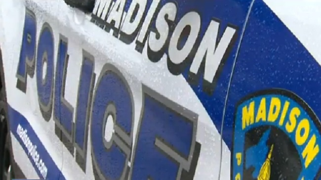 Madison police prevent man from lighting himself on fire