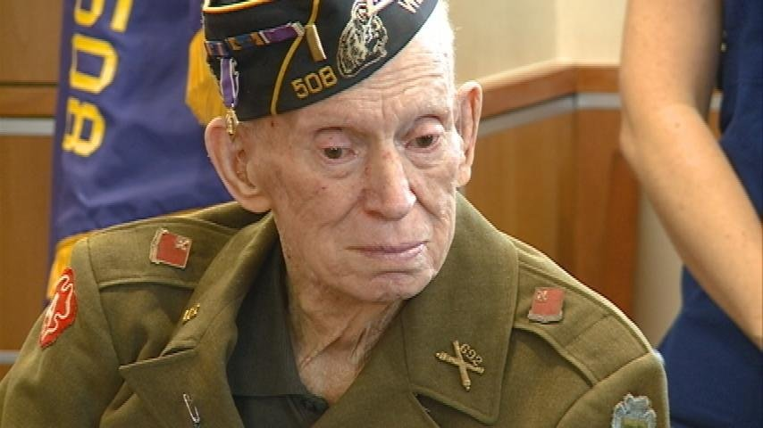 Local vet honored for his service to American Legion