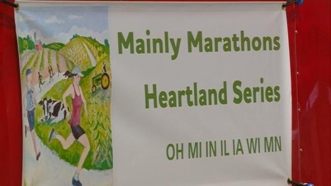 'Mainly Marathon' held in Sparta