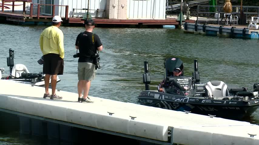 Major League Fishing REDCREST Tournament kicks-off