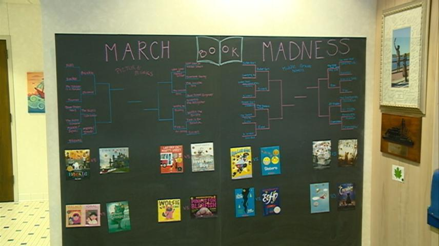La Crosse Public Library hosts March Book Madness for kids