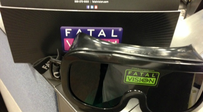 Marijuana goggles give glimpse into danger of driving high