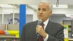 Gov. Dayton due back from European trade mission