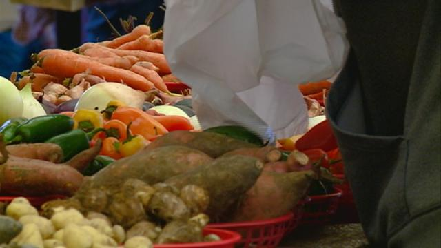 Winter Farmers Market keeps food fresh without the cold
