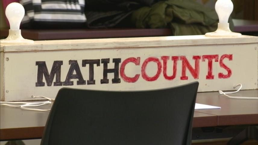 Student use math knowledge to compete in La Crosse