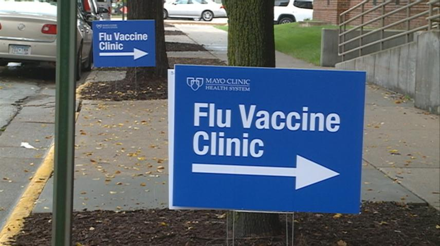Mayo Clinic's annual flu clinics are now open