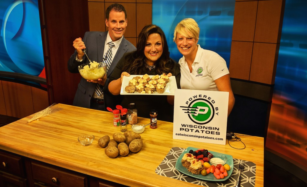 Cooking with N8TM: Mashie-Topped Meatloaf Cupcakes