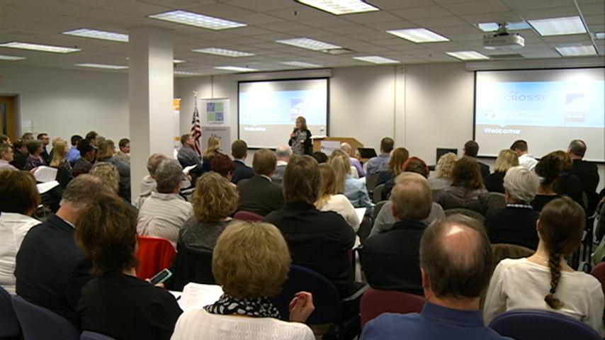 Businesses gather for discussion on possible new tax