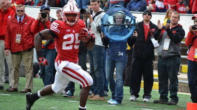 Badgers RB Melvin Gordon says he is going pro