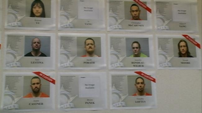 One year after big drug-ring bust: meth an ongoing challenge