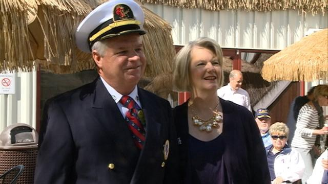 Onalaska couple named 2014 Riverfest Commodore, First Mate