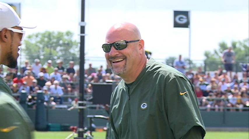 Pettine sees Packers' defense grasping scheme amid injuries