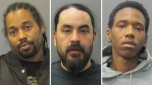 Police arrest 3, seize $48K worth of heroin