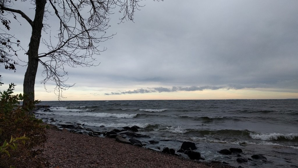 Rescuers save 2 women adrift in Lake Superior on blowup raft