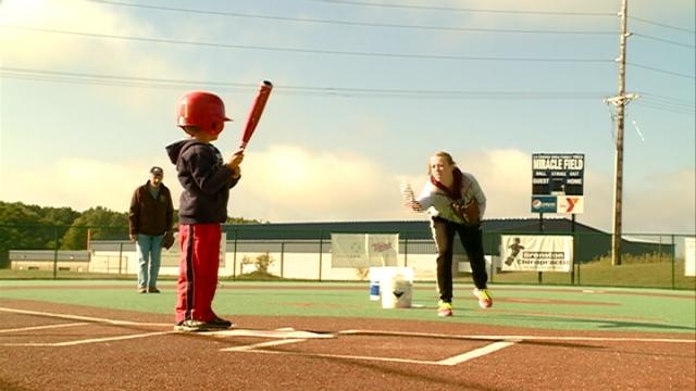 Miracle Field unveils new adaptive attraction for 10 year anniversary