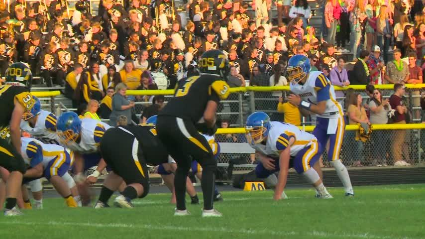 News 8 Highlight Zone Week 1: Mississippi Valley highlights