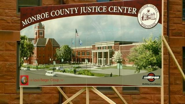 Nearly two decades later, Monroe County Justice Center finally breaks ground