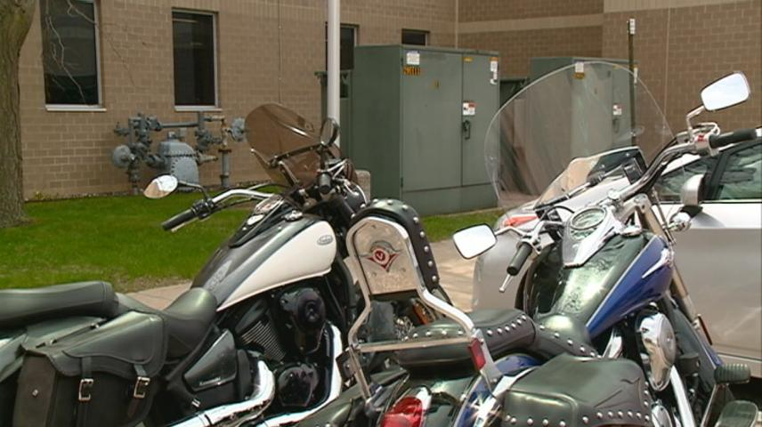 Police asking drivers to look out for motorcycles