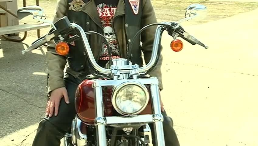 Watch for motorcyclists as temperatures rise