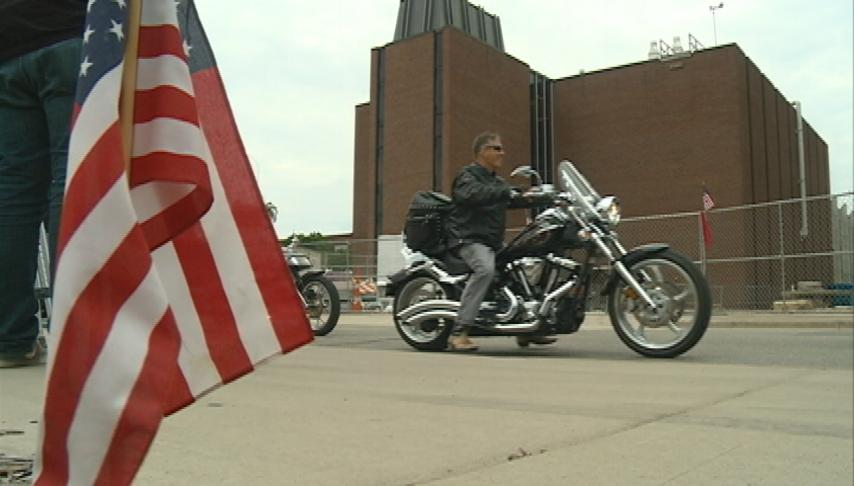Bikers gear up for one final Freedom Fest motorcycle ride