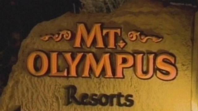 Wis. man falls off roller coaster at Mt. Olympus in the Dells