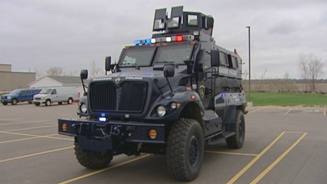 NAACP plans to take concerns of militarization to MPD chief