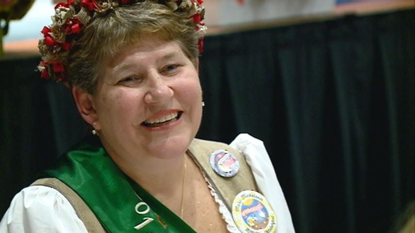 Mary Mickelson revealed as the 2018 Mrs. Oktoberfest