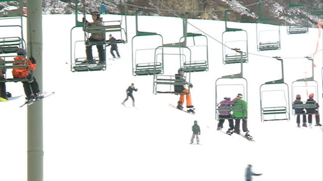 Mt. La Crosse opens for first time this season