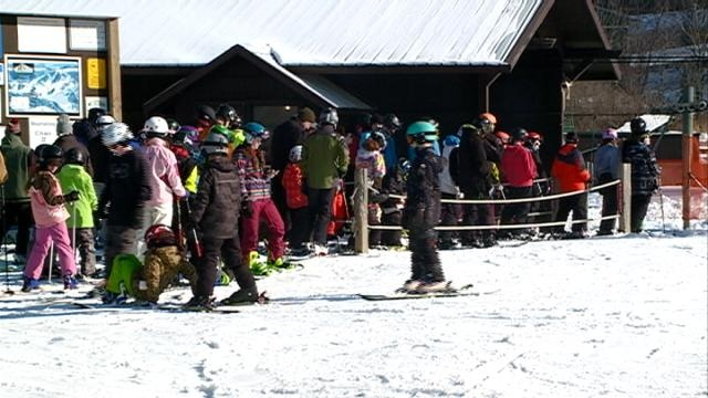 Mt. La Crosse opens for season